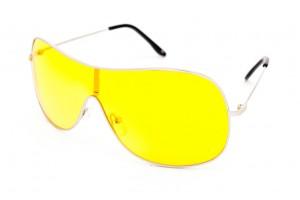 Водительские Premium M02 yellow