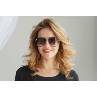 Женские очки капли 7381