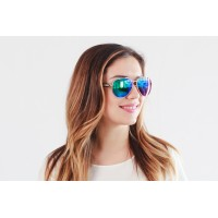 Женские очки капли 7437