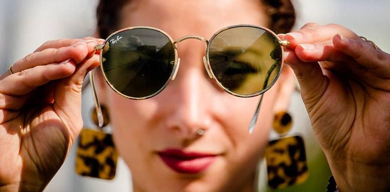 чем полезны очки с зелеными линзами фото