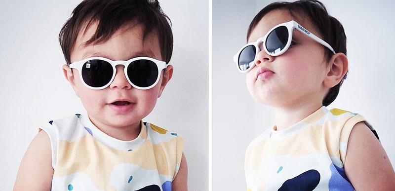 Какие солнцезащитные очки выбрать ребенку фото