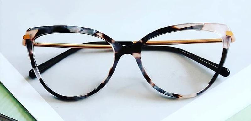 Как выглядят очки кошки фото