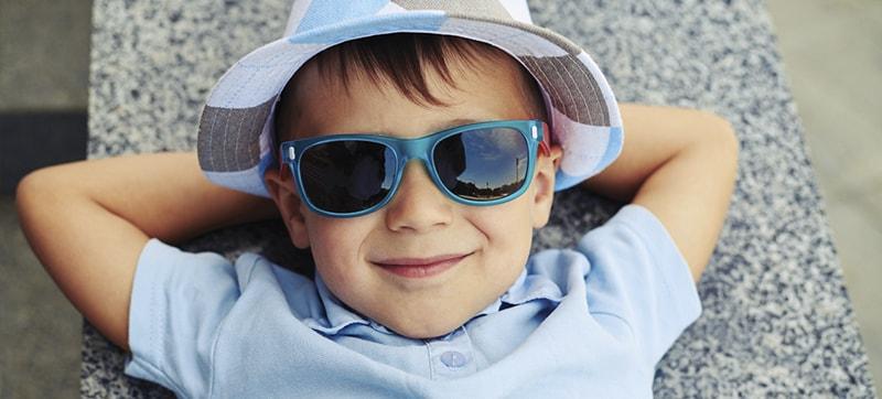 мифы о детских солнцезащитных очках фото