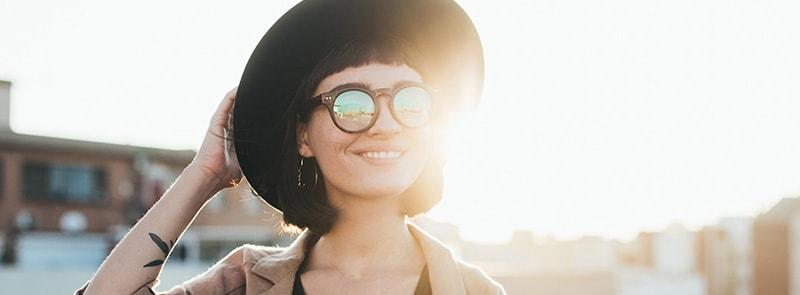 очки нужны для защиты от солнца фото