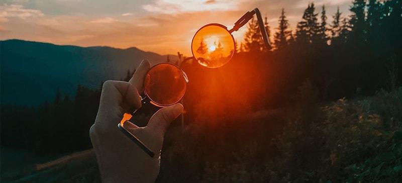 польза солнцезащитных очков фото