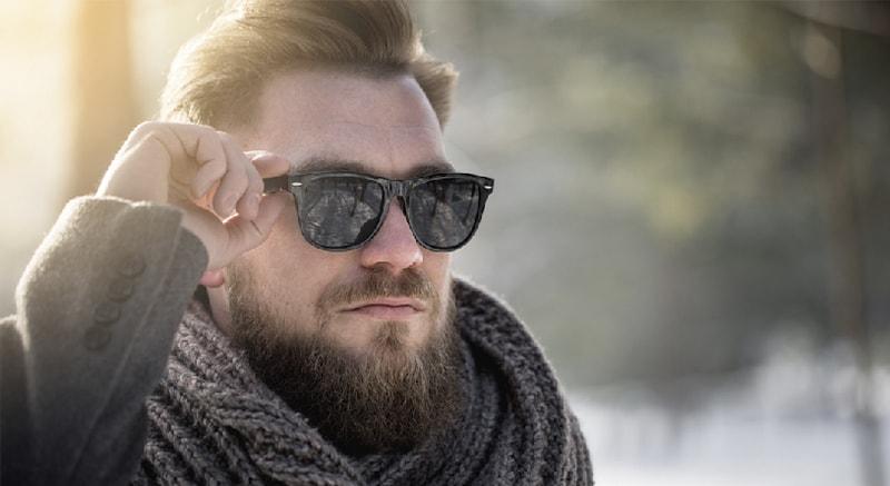 вся правда о солнечных очках зимой фото