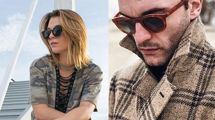 Чем отличаются женские и мужские солнцезащитные очки