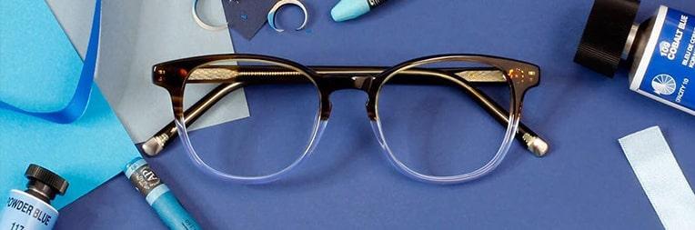 Подходящие очки к круглому лицу