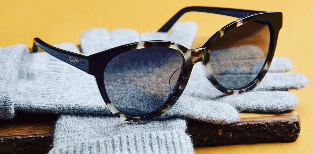 Нужно ли зимой носить очки от солнца