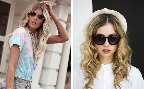 Цветотип лето - как выбрать очки