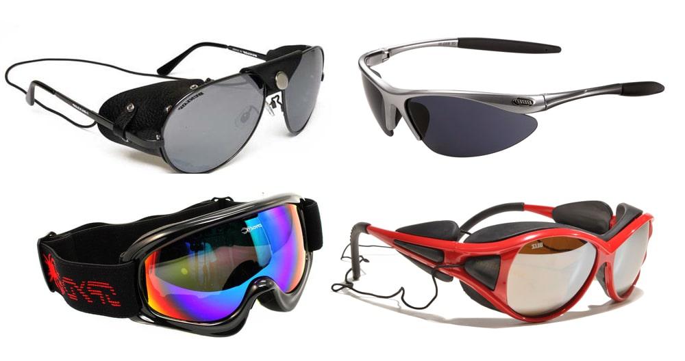 Как выбрать спортивные очки фото