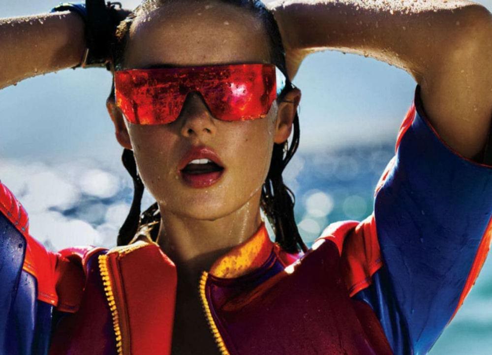 Выбрать очки для водного спорта