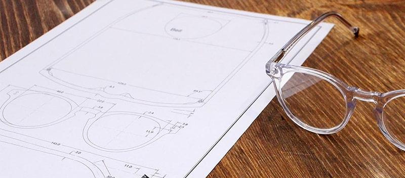 Конструкция солнцезащитных очков фото