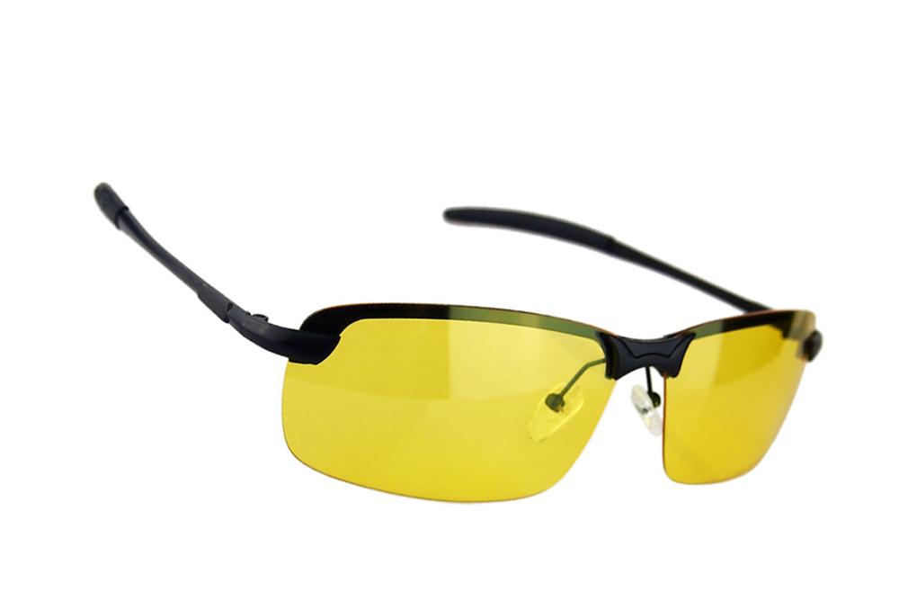 Особенности желтого цвета линз в солнцезащитных очках фото