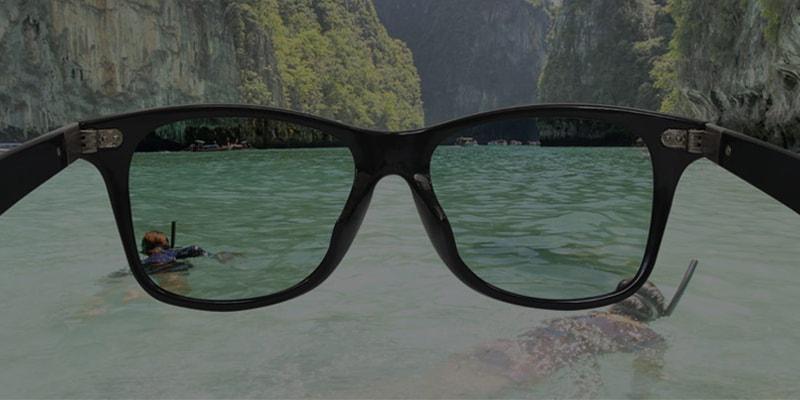 чем поляризачионные очки отличаются от обычных