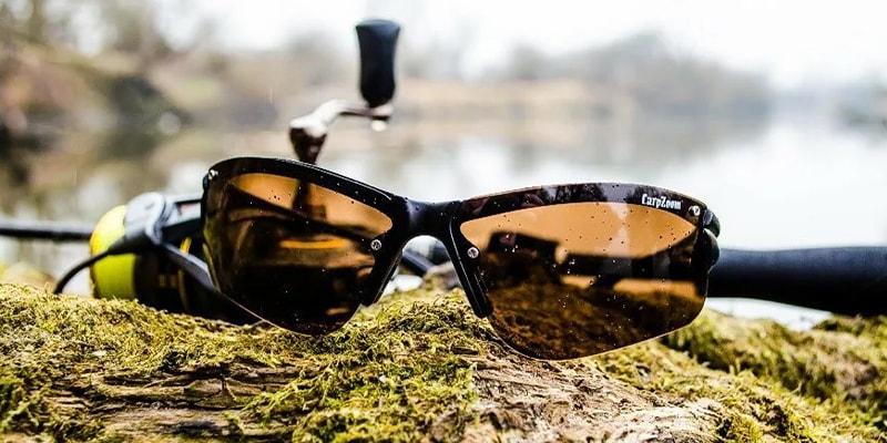 для чего нужны поляризационные очки на рыбалке фото